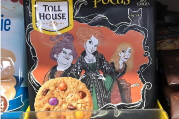 Nestle Is Selling 'Hocus Pocus' Cookie Dough For The Spookiest Snack Time Ever