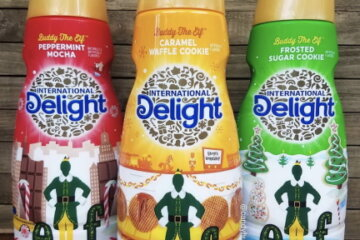 International Delight Has 'Elf'-Inspired Coffee Creamers For All You Cotton-Headed Ninny Muggins
