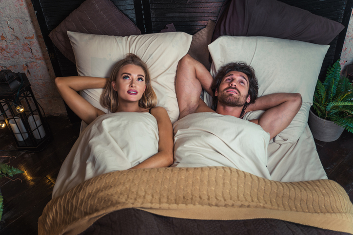 I Took A Vow Of Abstinence As A Part Of Pre-Marital Counseling And It Was The Worst