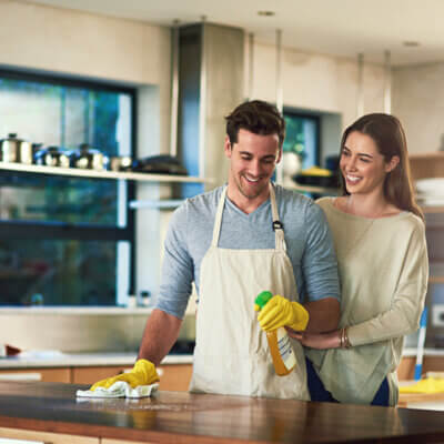 My Partner And I Share Household Duties 50/50 And That's How It Should Be