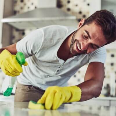 Men Are Doing More Housework Than Ever, Study Claims