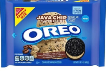 Java Chip-Flavored Oreos Are Coming And They're A Coffee-Lover's Dream