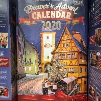 Costco Is Selling A Beer Advent Calendar With 24 Cans Of Hops-Filled Goodness