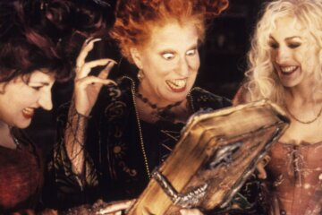 There's A 'Hocus Pocus' Dance Workout You Can Do Right From Your Living Room