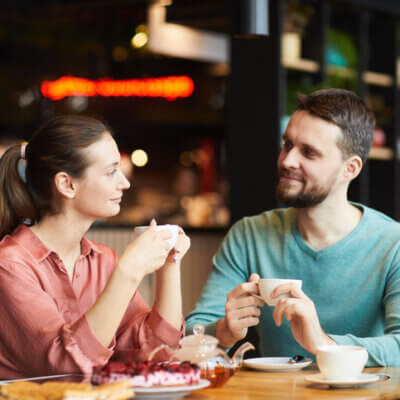 First Date Questions To Ask Him To See If He's Worth A Second