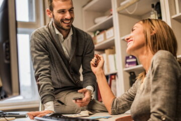 Almost Half Of Workers Have Had An Office Romance, Survey Reveals