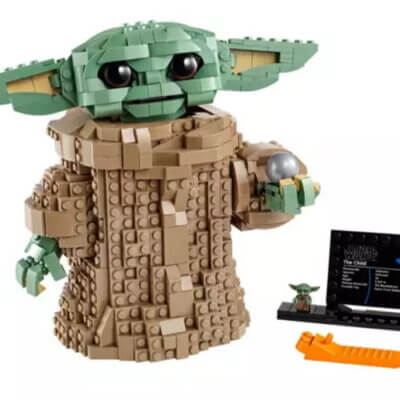 Lego Is Releasing Baby Yoda Sets So You Can Build Your Own Child
