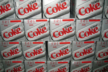 Diet Coke Is Giving Away A Year's Supply Of The Soda And A Mini Fridge