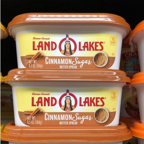 Land O Lakes Is Selling Cinnamon Sugar Butter To Spread On Everything You Eat