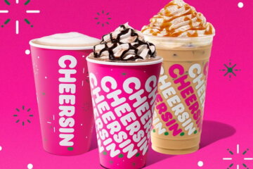 Dunkin's Holiday Drinks Are Coming Next Week And They Sound So Good