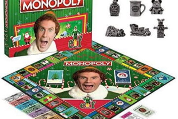 'Elf' Monopoly Exists For All You Cotton-Headed Ninnymuggins This Christmas