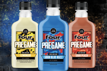 Four Loko Is Selling Pre-Bottled Shots Called Pregame With Nearly 14% ABV