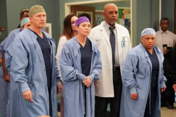 Ellen Pompeo Says 'Grey's Anatomy' Season 17 Could Be The Last