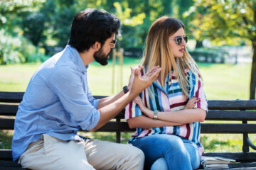 I Used To Be Afraid To Argue With My Boyfriend — Here's Why I Embrace It Now