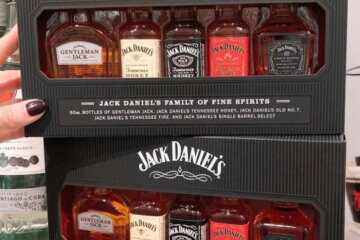 This Jack Daniel's Whiskey Variety Pack Will Make Your Holidays Merry And Bright