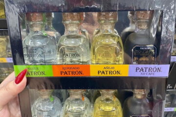 Costco Is Selling A Variety Pack Of Mini Patrón Bottles For Your Drinking Pleasure