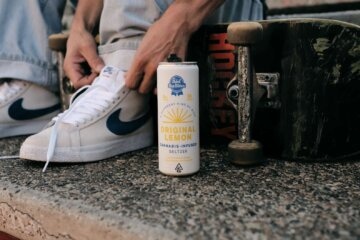 PBR Has Released A Hard Seltzer With THC To Get You High Too