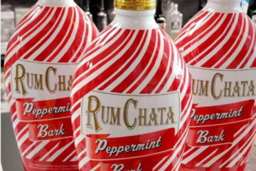 RumChata Just Released A Peppermint Bark Flavor For Your Holiday Drinking Needs