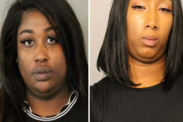 3 Women Charged With Beating And Robbing Man Before Dumping Him From Car