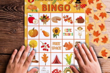 These Thanksgiving Bingo Cards Are A Must-Have For Turkey Day Fun