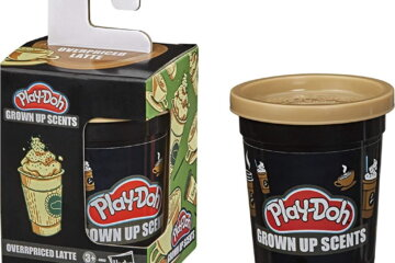 Play-Doh Releases 'Grown Up Scents' For Adults With Sophisticated Noses
