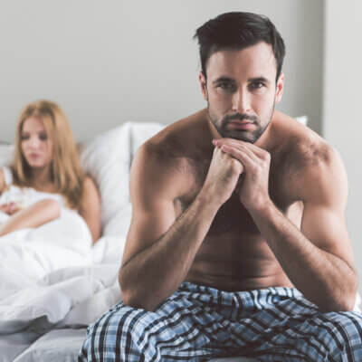 9 Signs You're Starting To Get On His Nerves