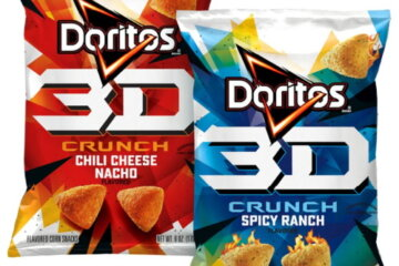 '90s Kids, Rejoice! 3D Doritos Are Coming Back To Store Shelves In 2021