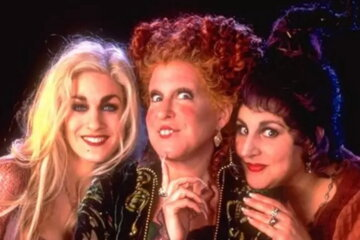 It's Finally Official: 'Hocus Pocus 2' Will Debut On Disney+ In 2021