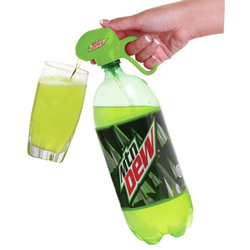 This Mountain Dew Dispenser Will Keep Your Fav Soda From Going Flat