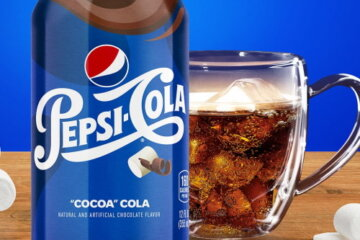 Pepsi's New Hot Cocoa-Flavored Soda Is The Winter Beverage You Never Knew You Needed