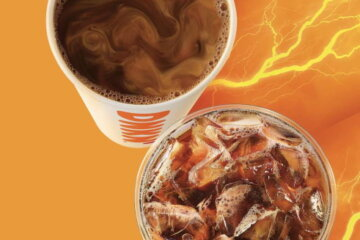 Dunkin' Is Releasing Extra Charged Coffee With 20% More Caffeine For All Your Energy Needs