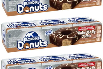 Klondike Has A New Coffee Donut-Inspired Ice Cream Bar That Will Be Your New Favorite Dessert