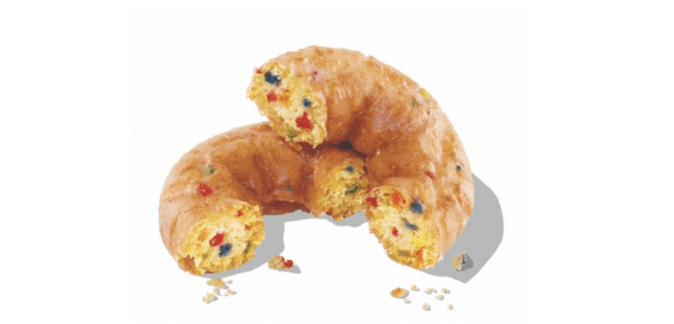Dunkin' Just Added 'Dunkfetti' Donuts To Its Menu So It Really Is A Happy New Year