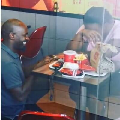 'Broke' Man Who Proposed To Girlfriend At KFC Leads To Couple's Dream Wedding After Video Goes Viral