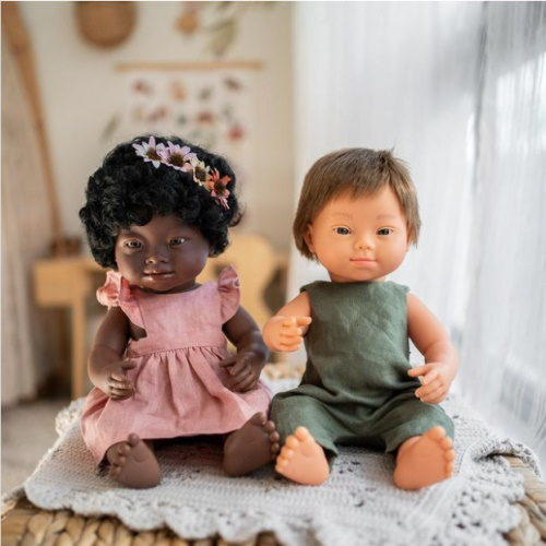 Company Creates Dolls With Down Syndrome To Teach Children About Inclusivity And Enchance Representation