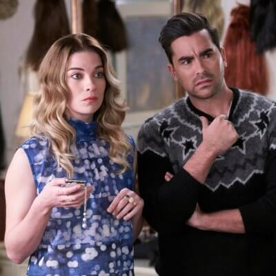 A Dedicated Schitt's Creek Fan Made A Montage Of Alexis Saying 'David' Over And Over Again And It's Incredible
