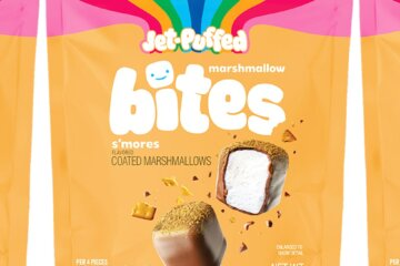 Jet-Puffed's New S'mores Marshmallow Bites Will Transport You To Summer, No Campfire Necessary