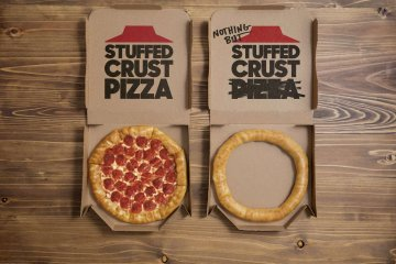 Pizza Hut Is Selling Stuffed Crust Without The Rest Of The Pizza