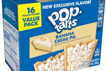 Pop-Tarts Is Releasing A Banana Crème Pie Flavor For Summer And It Looks So Good