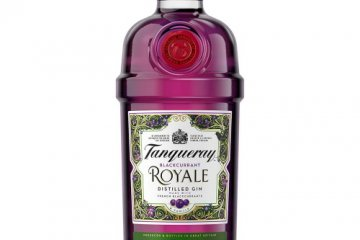 Tanqueray Launches 3 New Gins Including Blackcurrant Royale For That Regal Feel