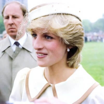 5-Year-Old Boy Claims He's The Reincarnation Of Princess Diana And Has Proof