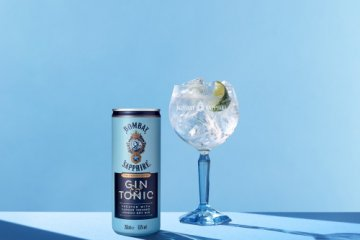 Bombay Sapphire Just Released Ready-To-Drink Gin & Tonic Cans For Your Drinking Pleasure
