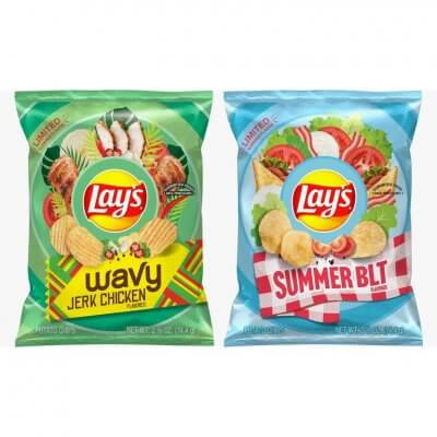 Lay's Has 3 New Chip Flavors For Summer That You'll Want At All Your BBQs