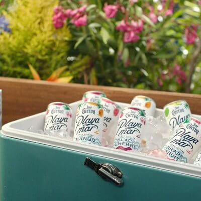 José Cuervo Is Unveiling Tequila-Spiked Hard Seltzer Just In Time For Summer