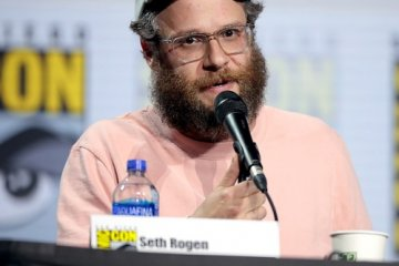 Seth Rogen Claims Marijuana Being Illegal Is 'Just A Way To Put Black People In Jail'