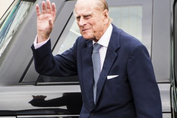 Prince Philip, Husband Of Britain's Queen Elizabeth II, Has Died Aged 99