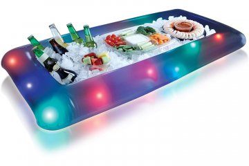 This Light-Up Buffet Cooler Will Brighten Up Your Summer Parties