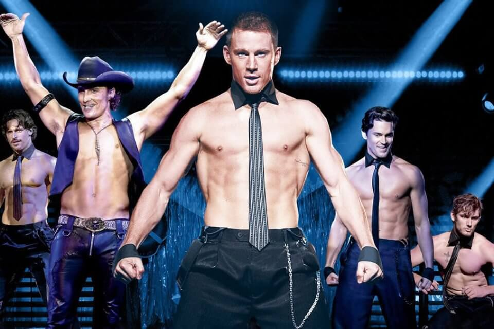 Channing Tatum Has Launched A 'Magic Mike' Competition Show And It's Going To Be HOT