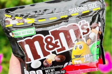 M&M's Has A New Rockin' Nut Road Flavor That's Full Of Sweet Marshmallow