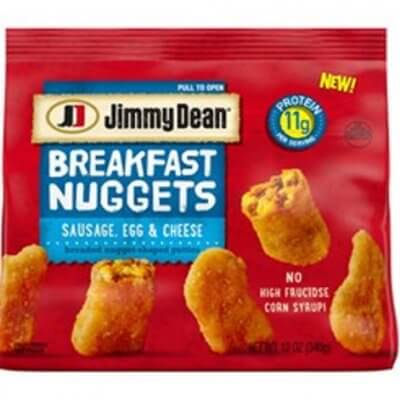 Jimmy Dean Is Selling Breakfast Nuggets Full Of Sausage, Egg, And Cheese